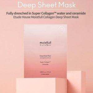 Etude House Moistfull Collagen Deep Sheet Mask
