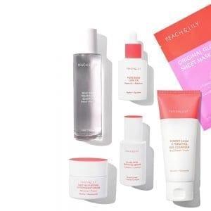 Peach & lily Glass Skin Routine Kit
