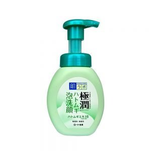 Gokujun Bubble Face Wash Cleansing